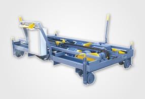 Transbordador de Saída Semi-Automático TSS 820/3 / 1020/3